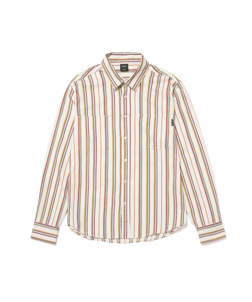 TAYLOR WORK WOVEN L/S SHIRT
